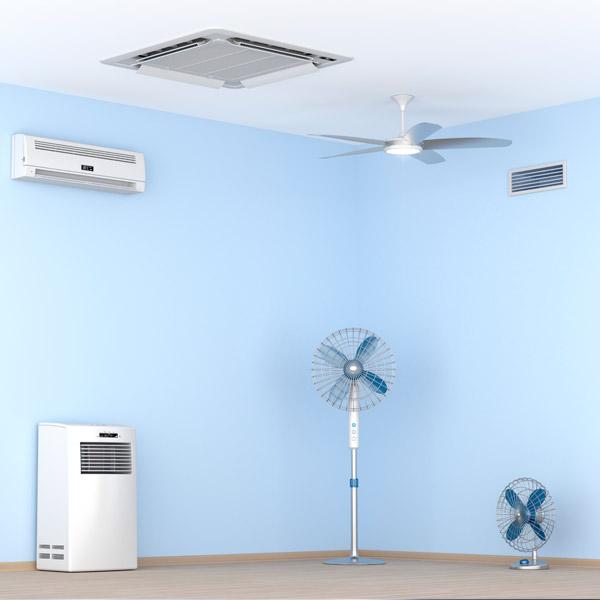 Unidad de aire acondicionado 1