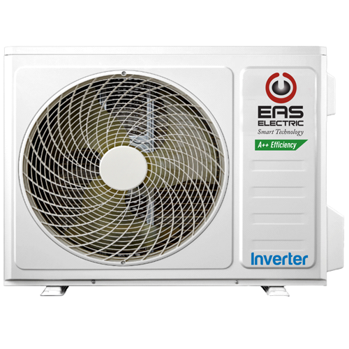 EAS ELECTRIC 52IC BASIC  A ++ 5.1 KW COLD CONSUME 1.58KW 5.1 KW HOT CONSUME 01.382 KW  6.1 /4.6 SEER SCOP    hot and cold inverter 27 dB  Supplied and installed STANDARD INSTALLATION  including iva 21%