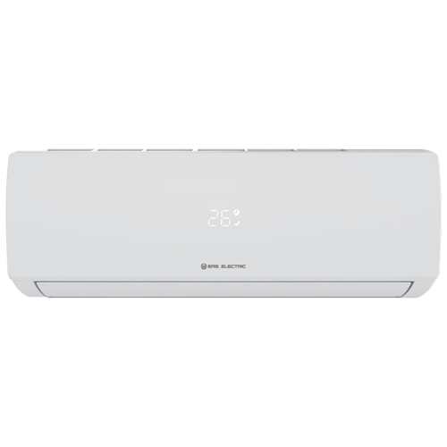 EAS ELECTRIC 25IC BASIC  A ++ 2.6 3 KW COLD CONSUME 0.80KW 2.61 KW HOT CONSUME 0.699 KW  6.3 /4.6 SEER SCOP    hot and cold inverter 22 dB  Supplied and installed STANDARD INSTALLATION  including iva 21%