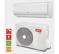 GIASTU AIR CONDITIONING AROMA 2 GIA /S09 AR2 A ++ COLD 2.25 KW  CONSUMO 0.71 KW A+++ HOT 2.93 KW CONSUMO 0.74 KW SEER 6.2 /SCOP 5.1 21 DB SUPPLIED AND INSTALLED INCLUDING IVA STANDARD INSTALLATION